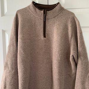 L.L. Bean Wool Pullover